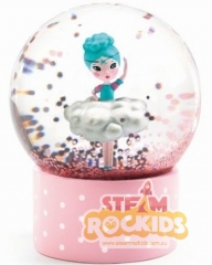 Djeco - Mini Snow Globes So Cute