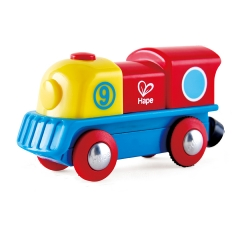 Hape Railway Brave Little Engine