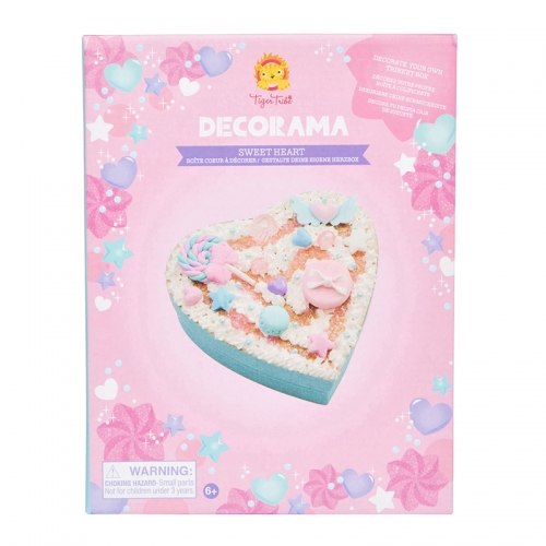Tiger Tribe Decorama (Sweet Heart)