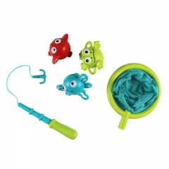 Hape Little Splashers Double Fun Fishing Set