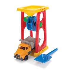 Dantoy - Sand Water Wheel and Truck