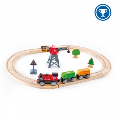 Hape Railway Cargo Delivery Loop