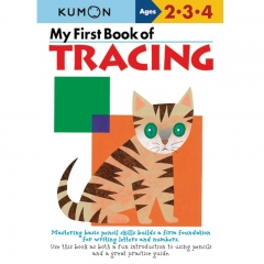Kumon My First Book of Tracing