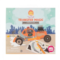 Tiger Tribe - Transfer Magic (Create A Car)