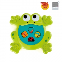 Hape Little Splashers Feed Me Bath Frog