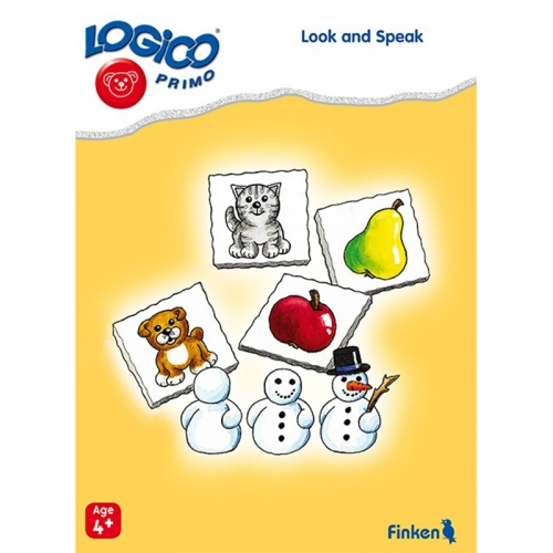 Logico Primo Look and Speak (Age 4+)