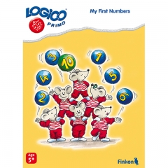 Logico Primo My First Numbers (Age 5+)