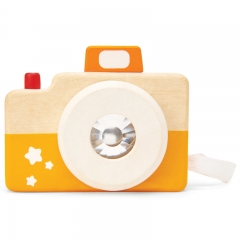 Le Toy Van Petilou Camera Yellow