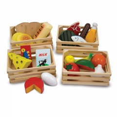 Melissa N Doug Food Groups 24 pieces