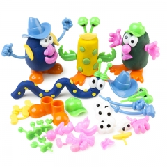 Dough Characters Pack of 52