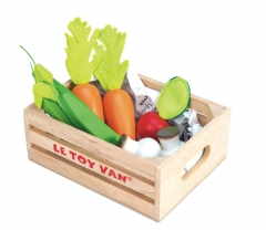 Le Toy Van Honeybake Harvest Vegetables