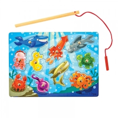 Melissa N Doug Magnetic Fishing Game