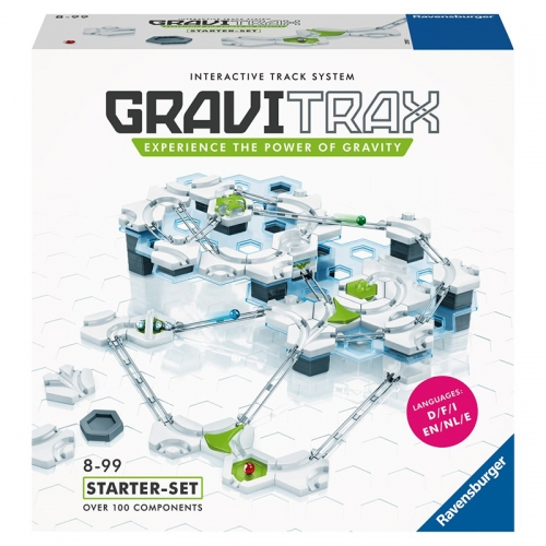 Ravensburger GraviTrax Starter Set (122 Pieces)