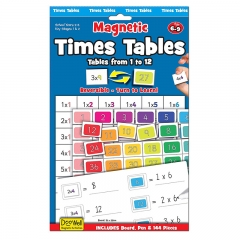 Fiesta Crafts Magnetic Activities (Times Table)