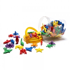 Sea Life Counters Jar