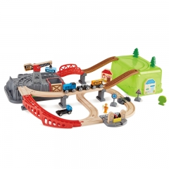 Hape Railway Bucket Builder